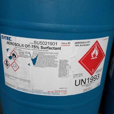 氰特润湿剂 OT-75 阴离子表面活性剂